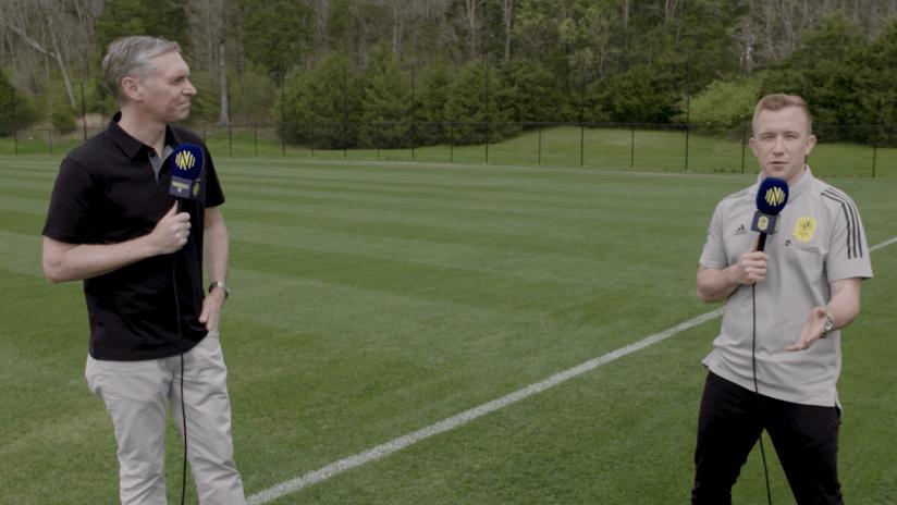 Nside Training with Tony Husband and Jamie Watson: April 8, 2021