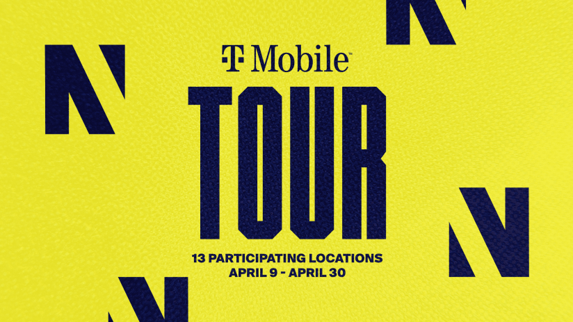T-Mobile Tour: Coming to a Location Near You