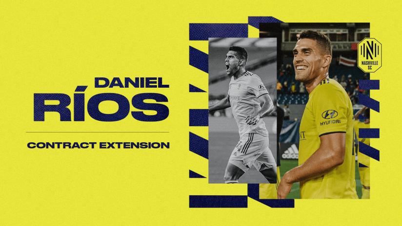 Daniel Rios - 2021 Extension