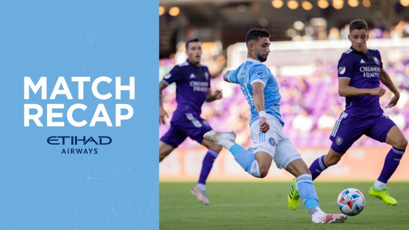 MatchRecap v Orlando