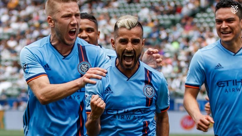 Maxi MLS best XI