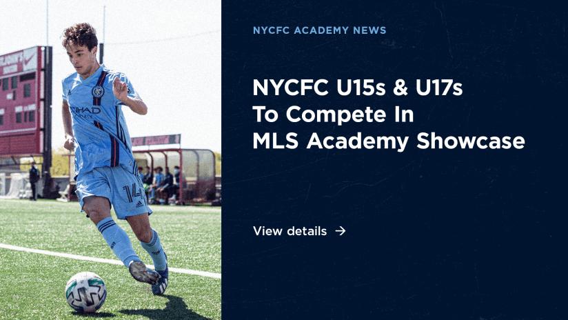 MLS Academy Showcase