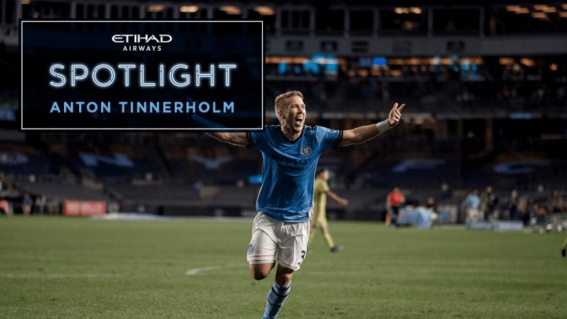 Spotlight: Tinnerholm vs. Columbus Crew