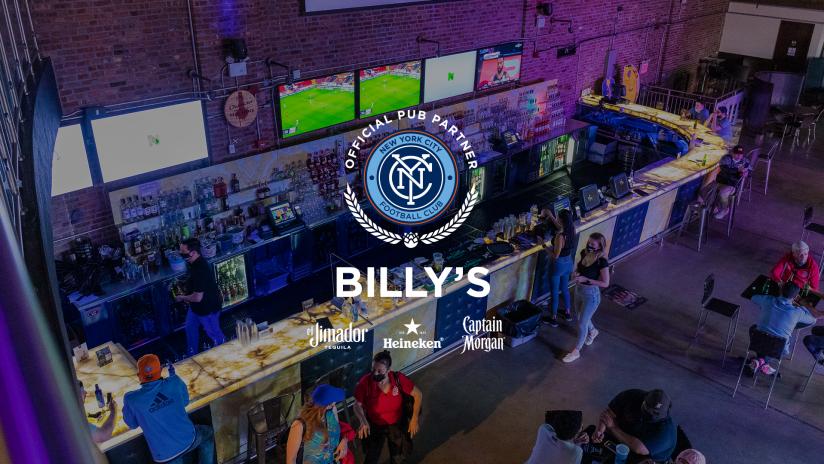 Pub Partner Spotlight | Joey Manesis of Billy's