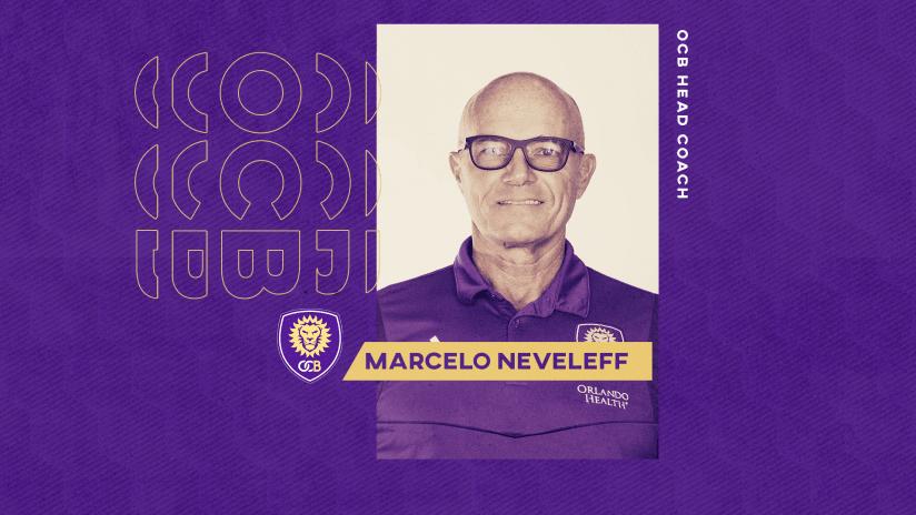 Marcello OCB Head Coach