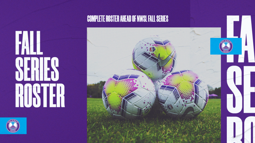 Orlando Pride Announces Complete Roster Ahead of NWSL Fall Series