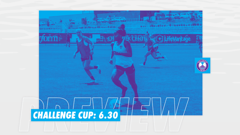 NWSL Challenge Cup Preview: Tuesday, June 30
