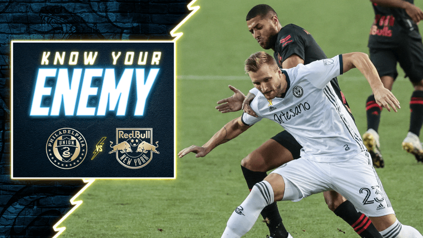 Preview | Union face quick turnaround against well-rested Red Bulls
