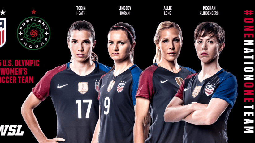 US Soccer Olympics Call-Up, 7.12.16