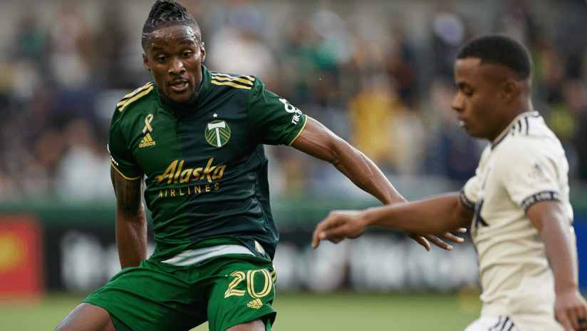 20210928 george fochive against lafc