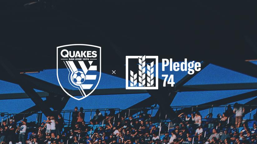Pledge 74 - website