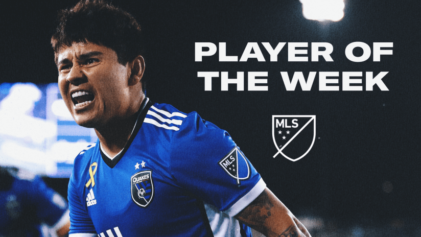 chofis - player of The week