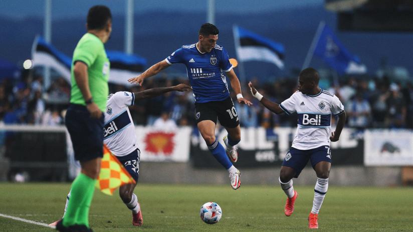 Cristian Espinoza - Vancouver - 2021