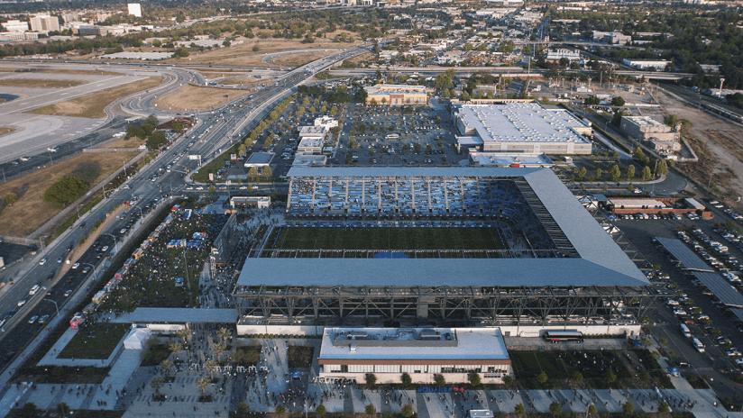 Earthquakes Stadium - 2021