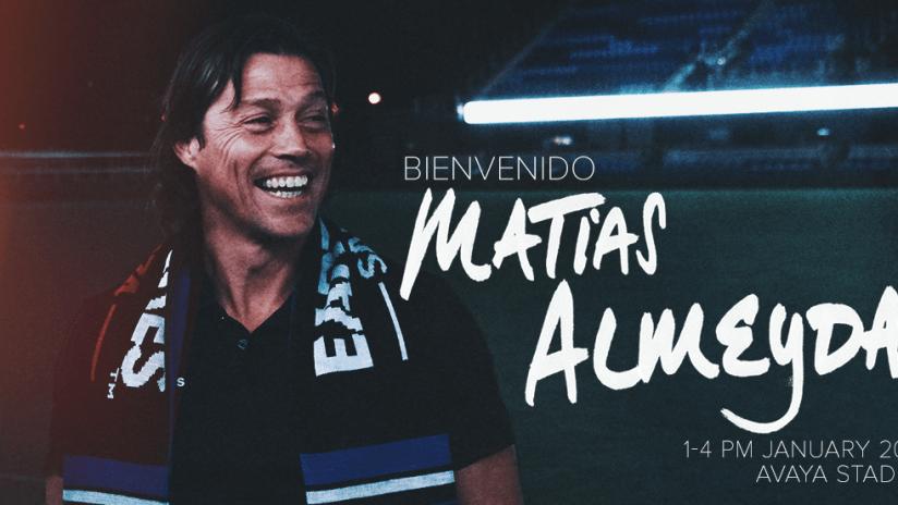 Matias Almeyda - Welcome - 2019
