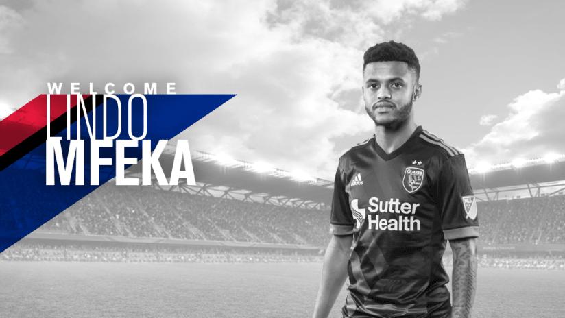 Lino Mfeka - Signing
