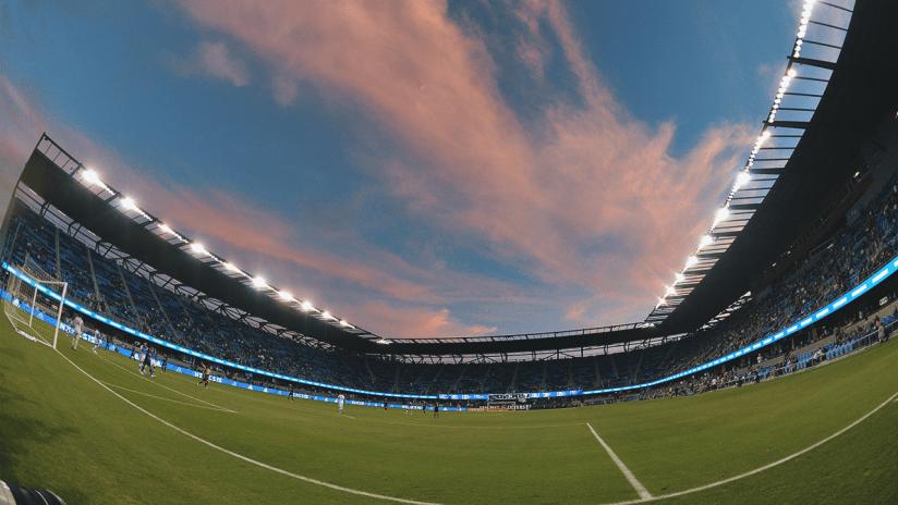 Avaya Stadium - Quakes - 2018