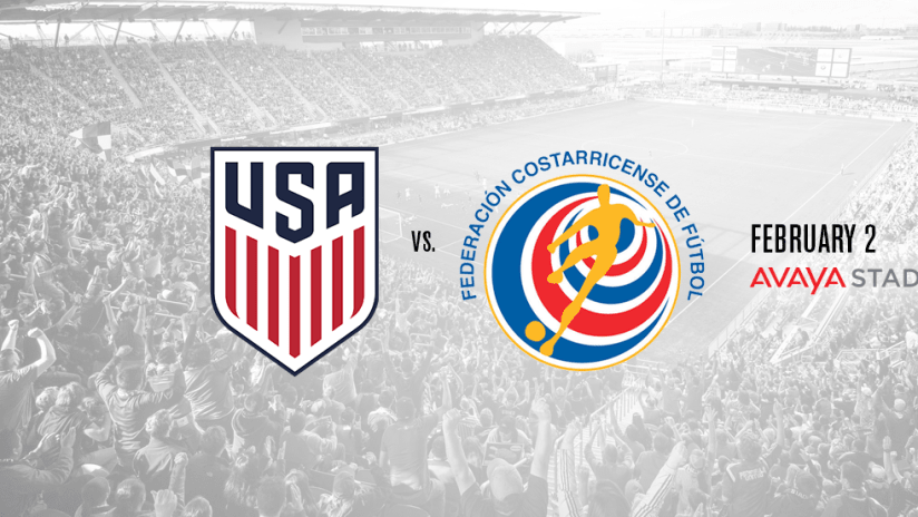 Avaya Stadium - USA - Costa Rica - 2018
