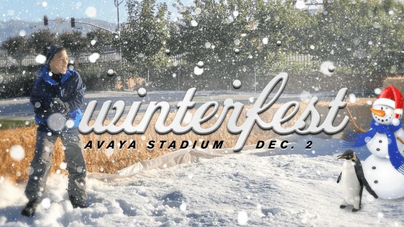 Winterfest - Quakes - 2018
