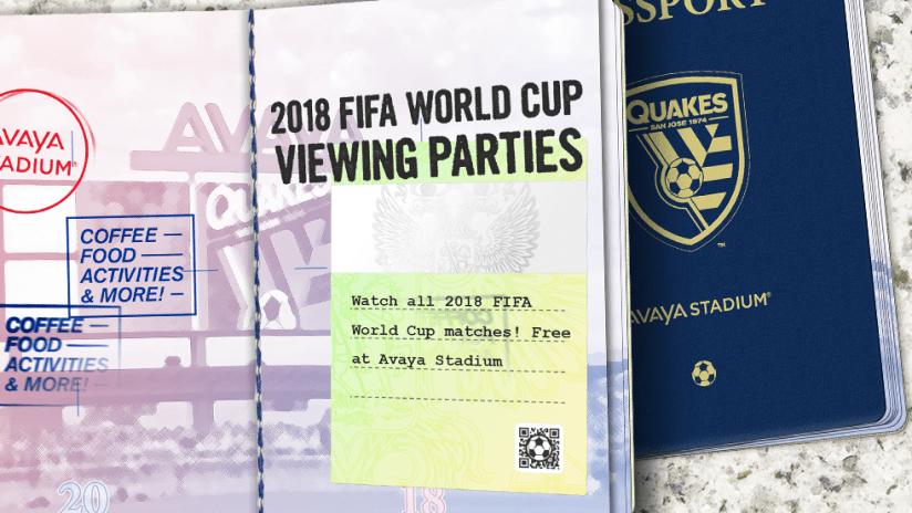 World Cup Passport - 2018