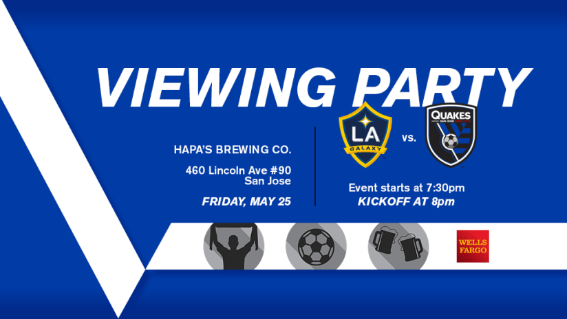 Viewing Party - 2018
