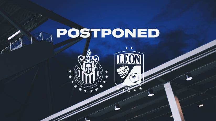 postponed - web
