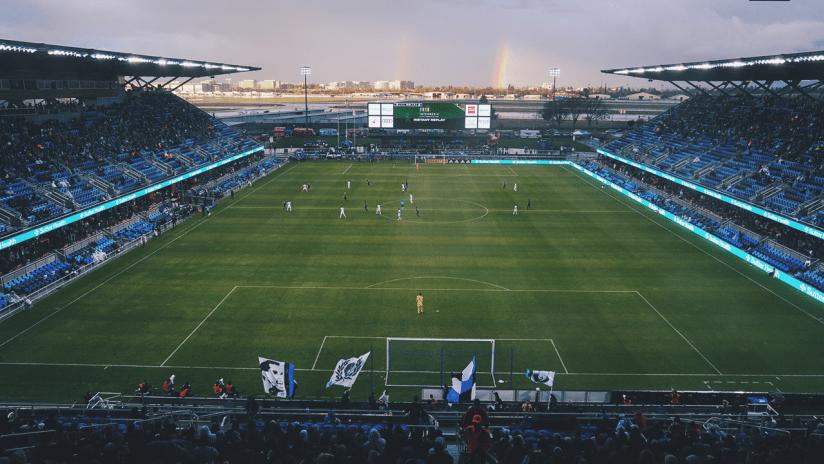 Earthquakes Stadium - Final