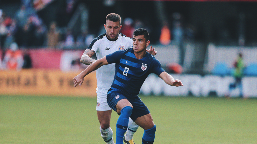 Nick Lima - USMNT - March Call Up - 2019