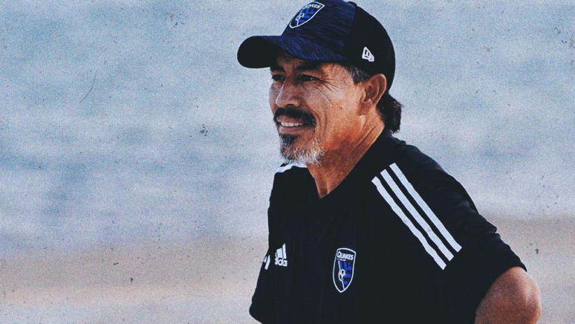 Benjamin Galindo - San Jose Earthquakes - 2020 - Cancun - San Jose
