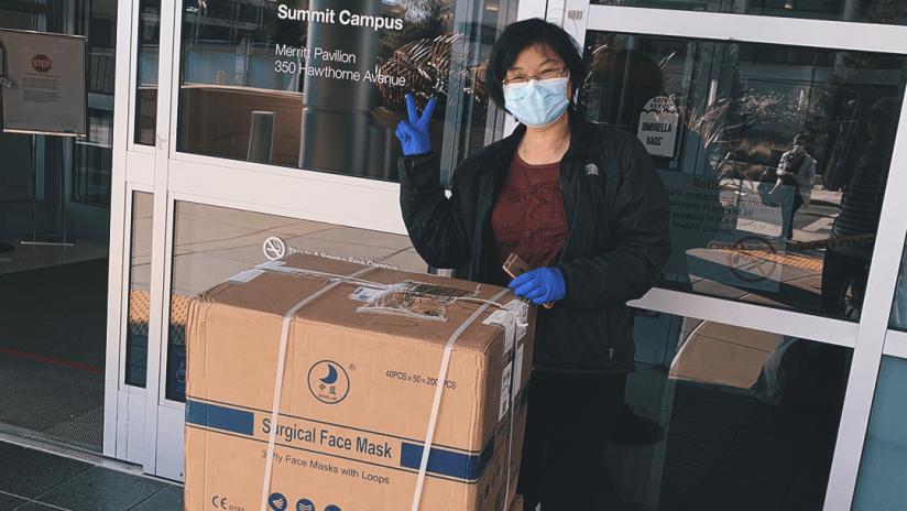 Sutter Health - Doctor - Neighborhood Hero - 2020