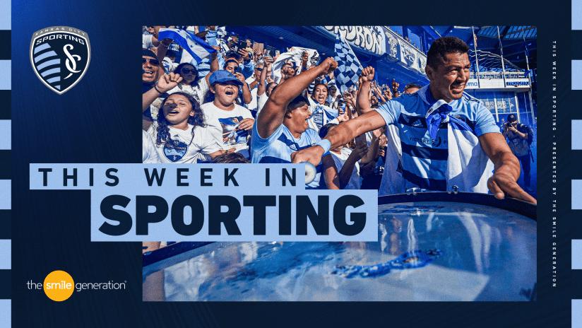 This Week in Sporitng - Oct. 4, 2021