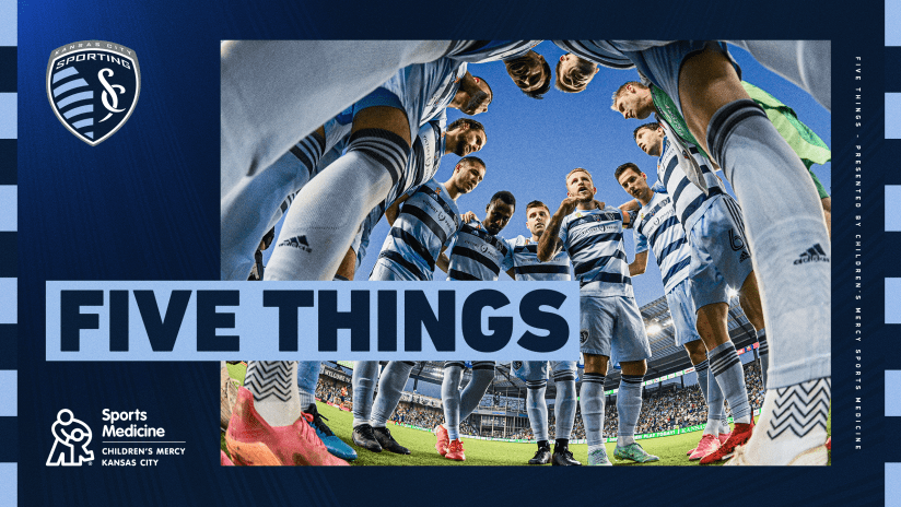 Five Things - Sept. 15, 2021