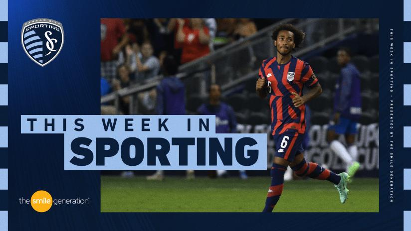 This Week in Sporting - July 12, 2021