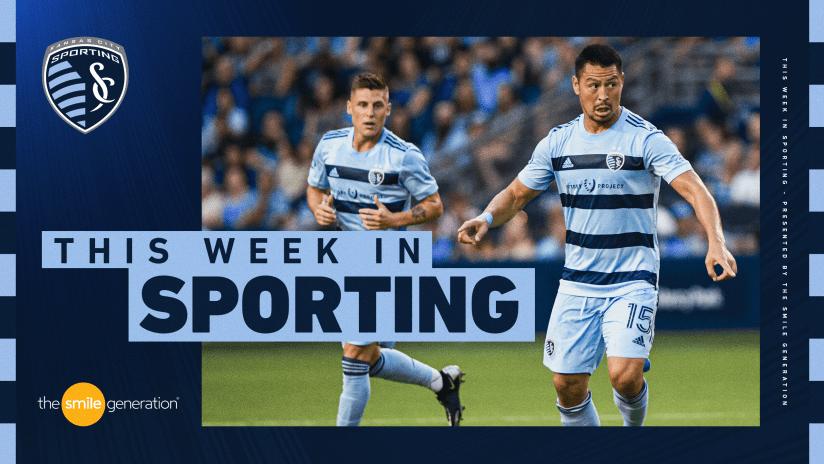 This Week in Sporting - Aug. 2, 2021