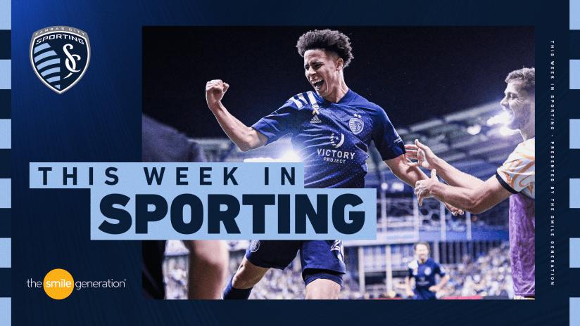This Week in Sporting - Sept. 20, 2021