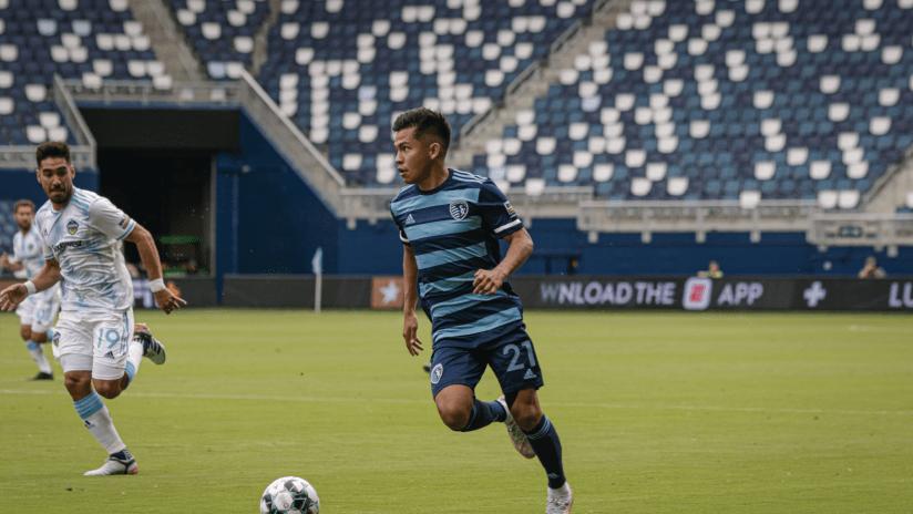 Felipe Hernandez vs. El Paso Locomotive FC - May 30, 2021