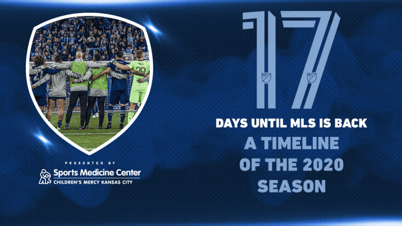 Countdown to MLS is Back - 17 Days