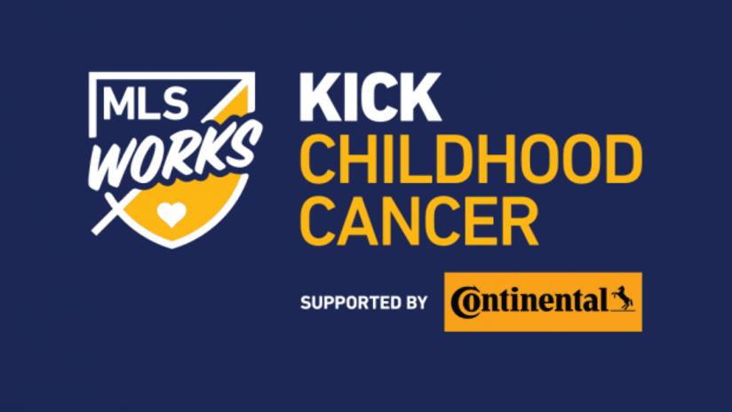 2020 Kick Childhood Cancer - Sporting KC