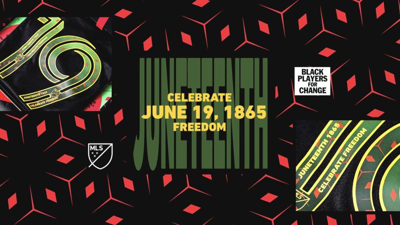 MLS Juneteenth