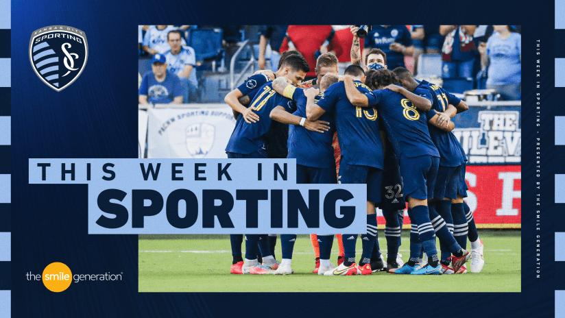 This Week in Sporting - Sept. 27, 2021