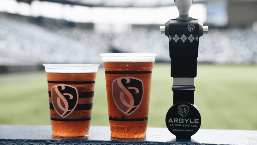Sporting Argyle Amber Ale