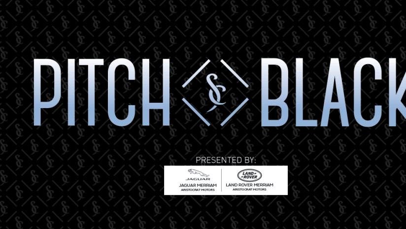 Sporting KC Pitch Black 2017 DL