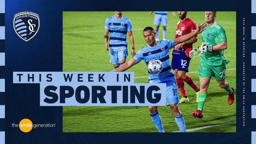 This Week in Sporting - Aug. 16, 2021