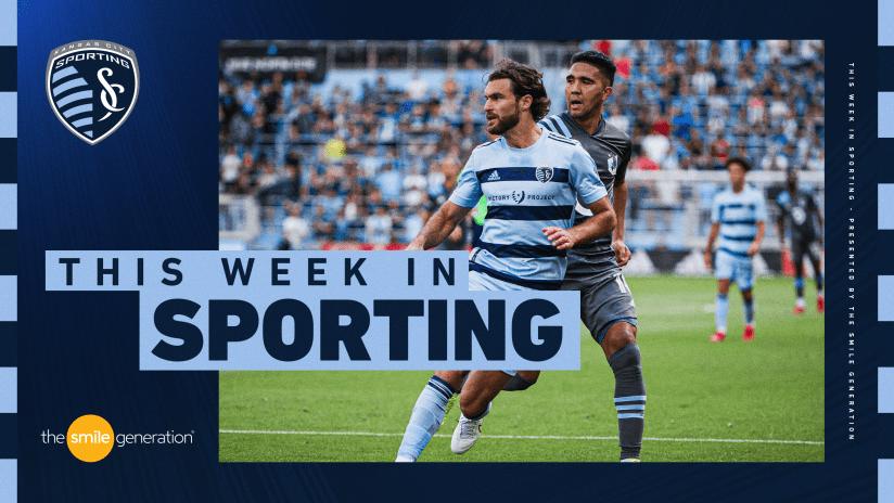 This Week in Sporting - Aug. 23, 2021