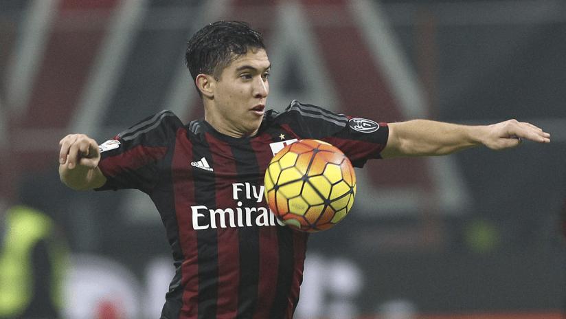 Jose Mauri - AC Milan