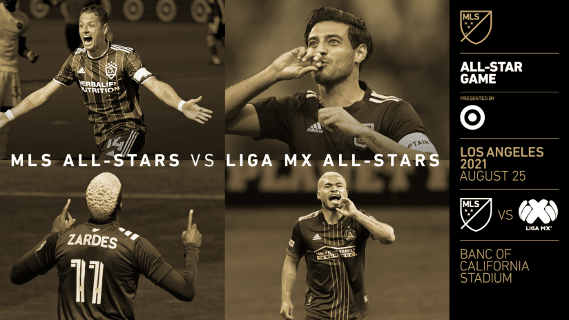 2021 MLS All Star Game presented by Target