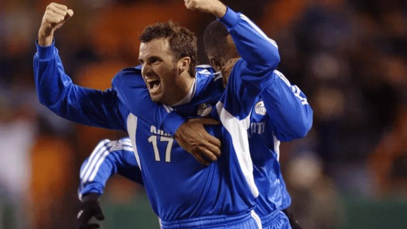 Chris Klein - National Soccer Hall of Fame