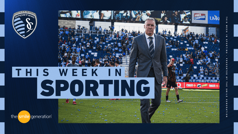 This Week in Sporting - Oct. 11, 2021