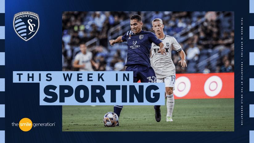 This Week in Sporting - Sept. 6, 2021
