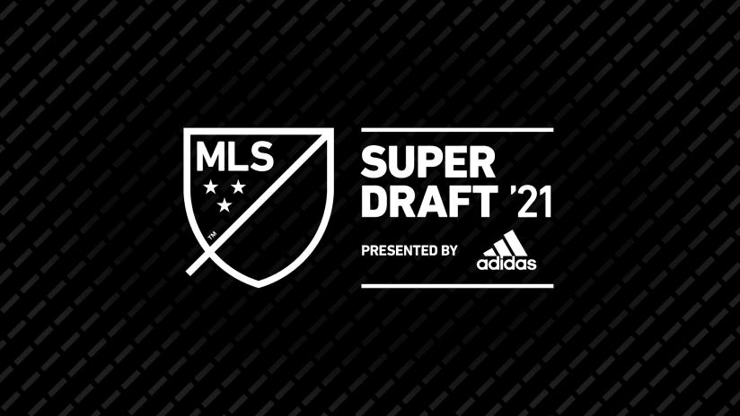 2021 MLS SuperDraft presented by adidas